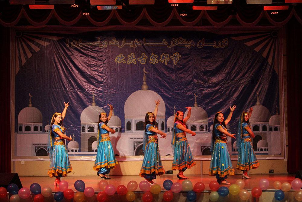 新疆古爾邦節的風俗和節日時間