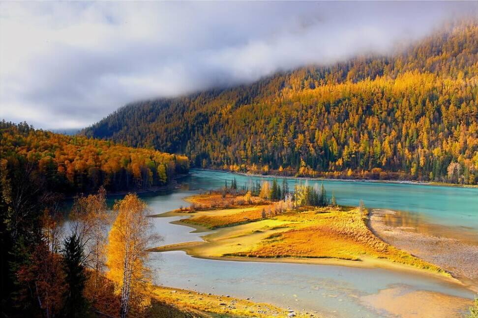 新疆喀纳斯风景区旅游天气气候