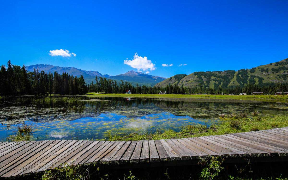 新疆喀纳斯风景区旅游门票多少钱?